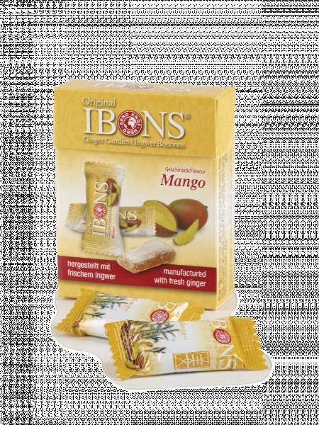 IBONS Ingwer Mango
