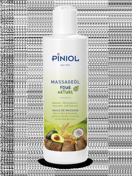 Four Nature Massageöl ohne Paraffin