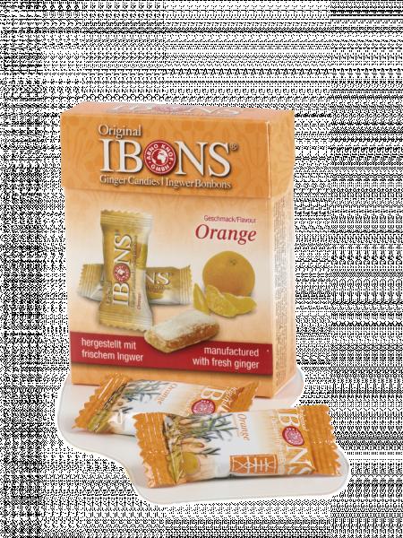 IBONS Ingwer Orange