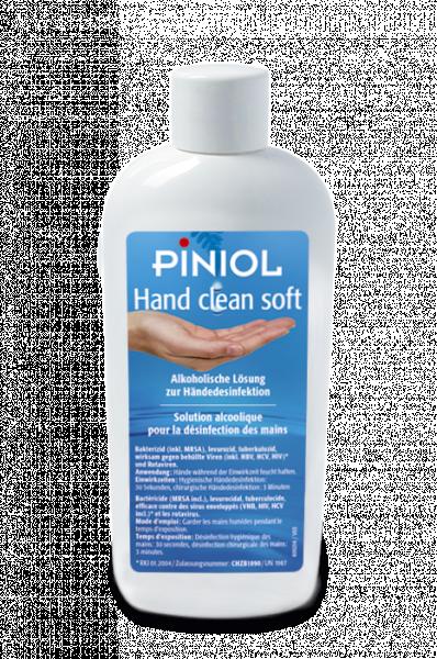Hand clean soft