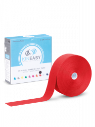 Kinesio Tape, KINEASY 5cmx32m, rot